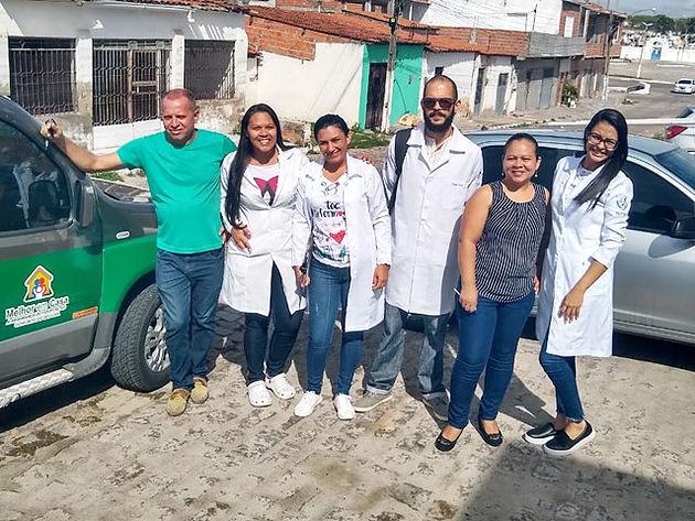 Município de Delmiro Gouveia é contemplado com o programa Melhor em Casa