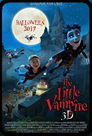 The Little Vampire 3D - Sub Indo