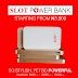 Slot Introduces Its Own Power Bank