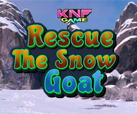 Rescue The Snow Goat