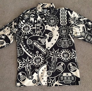 Moschino pinball long-sleeve shirt