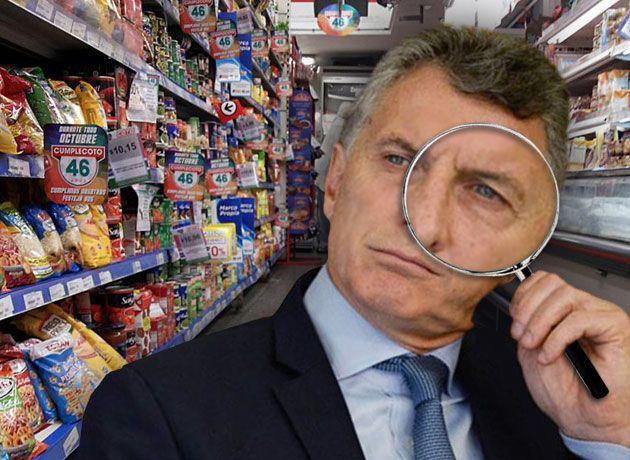 "Macri se ""kirchneriza"": más controles a empresarios para que no aumenten precios por suba del dólar"