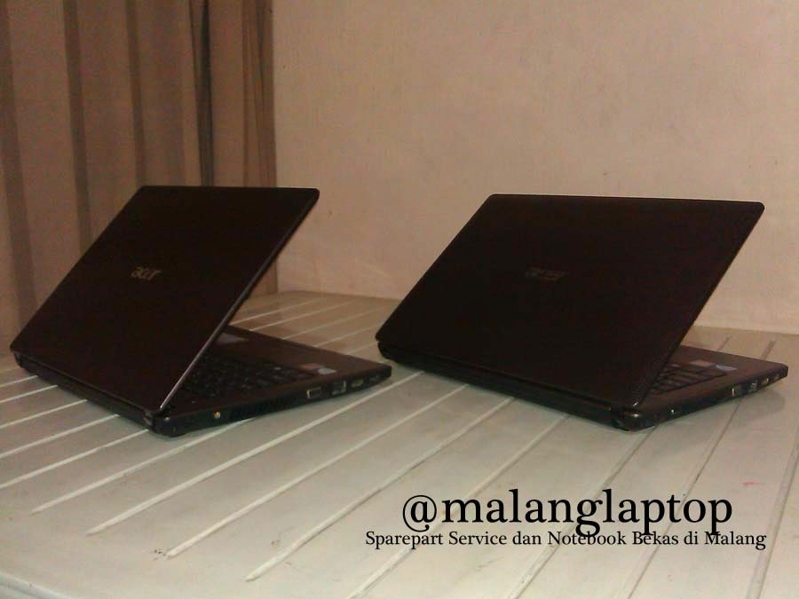 Laptop Bekas Acer 4738z - Laptop Malang