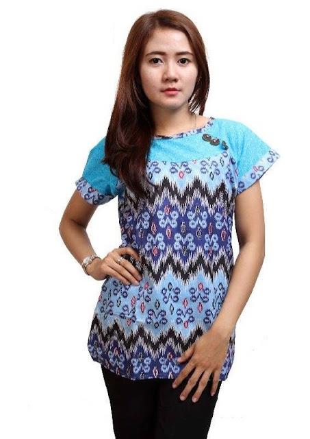 Baju Batik Kerja Danar Hadi