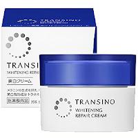 Kem tái tạo và phục hồi da Transino Whitening Repair Cream