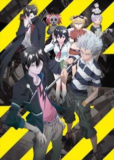 Blood Lad - Anime Musim Panas 2013 Paling Keren