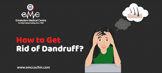 how to get rid of dandruff in 1 day
