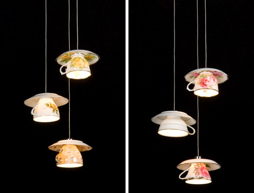 How To Recycle Recycled Teacups Amp Saucer