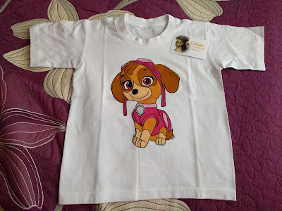 Camiseta-Skye
