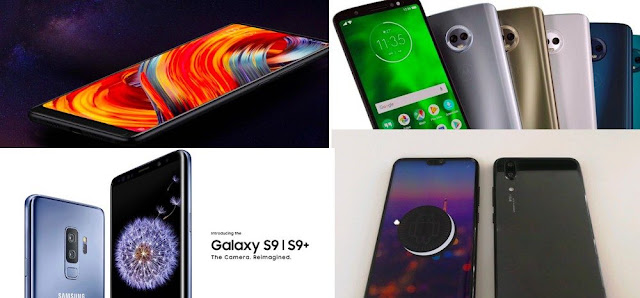 Top 6 Upcoming Smartphones Launching In March 2018!
