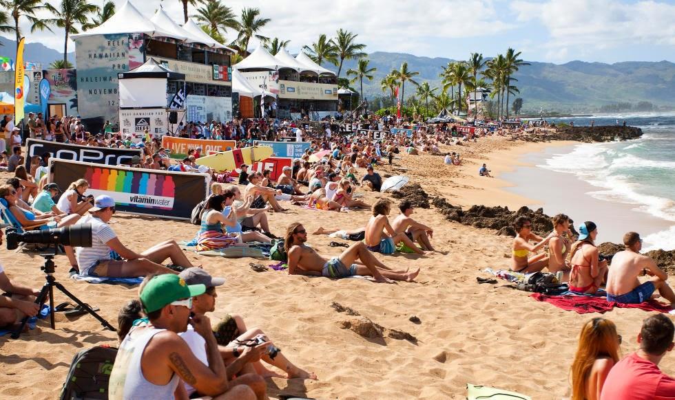 reef hawaian pro
