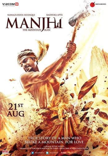 Manjhi The Mountain Man 2015 Hindi 300mb Download