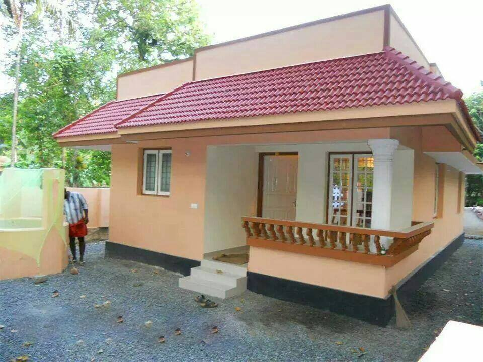 3 bedroom low budget home plan - 17+ Small House Plans In Kerala With Photos  Images