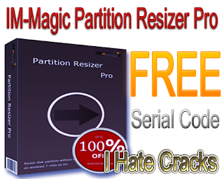 IM-Magic Partition Resizer Professional v1.6 Free Full Version With Serial Code