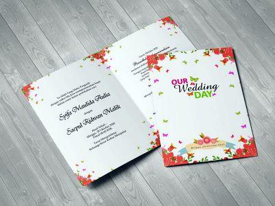Materi Bahasa Inggris Invitation Cards Mts Badril Huda