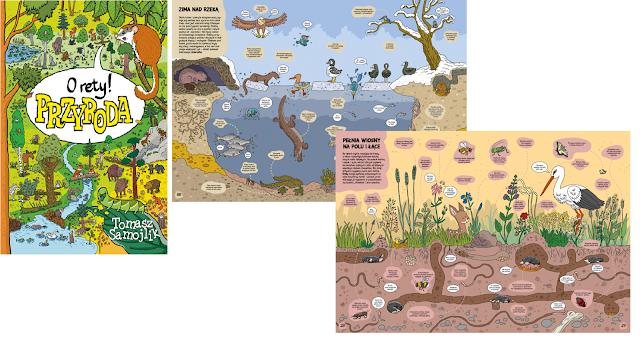 recenzja książka o rety! przyroda