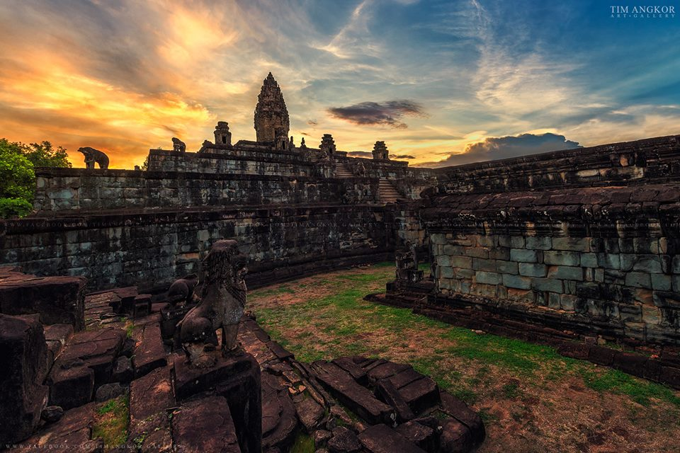 Image result for ប្រាសាទបាគង