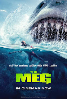 The Meg (2018) : Dual Audio English & Hindi : HD-RIP 720p 480p