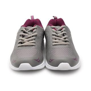 Power Speedy Myrun 10 5282169 Sepatu Wanita - Grey Purple