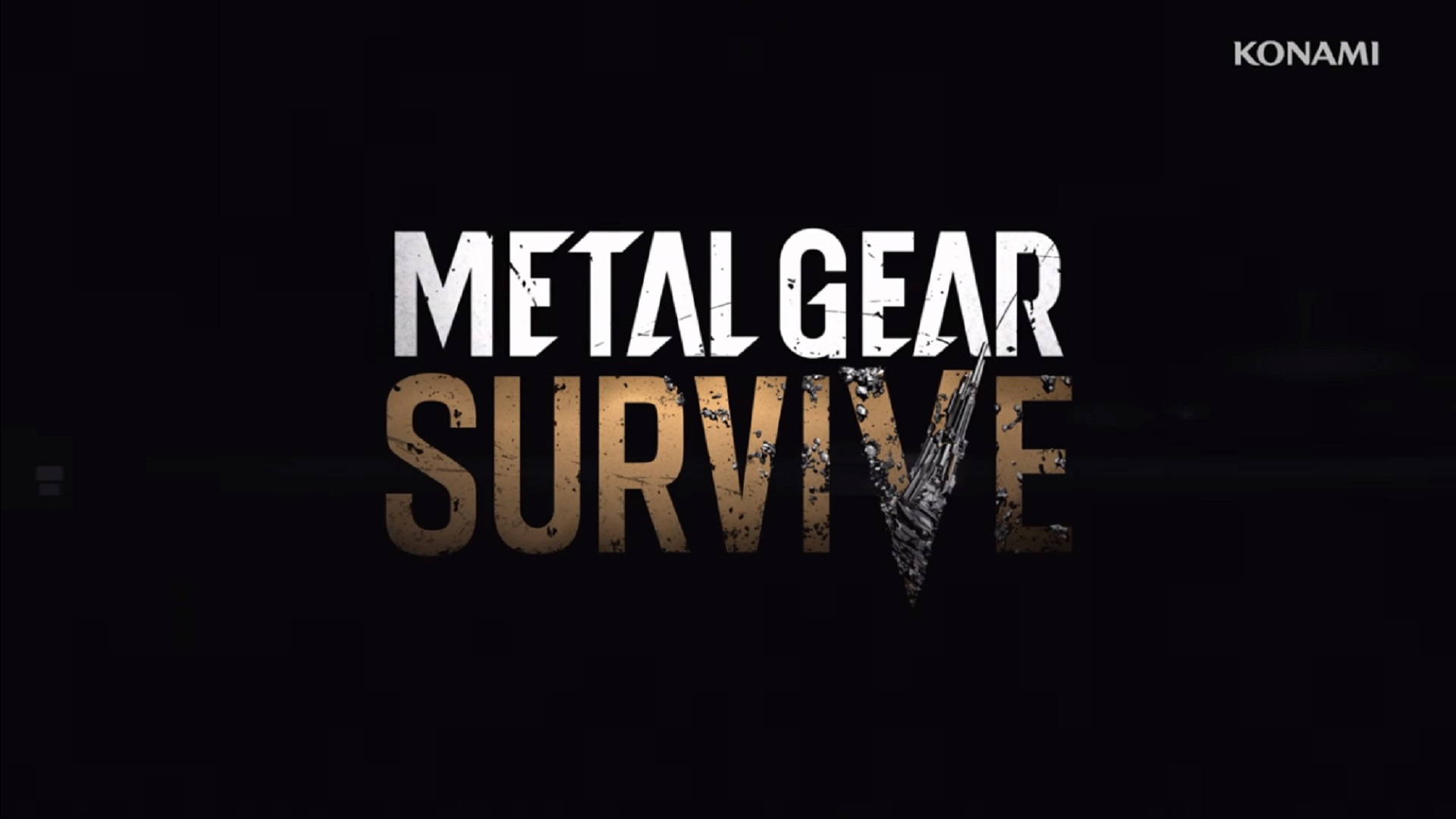 metal gear survive latest wallpaper