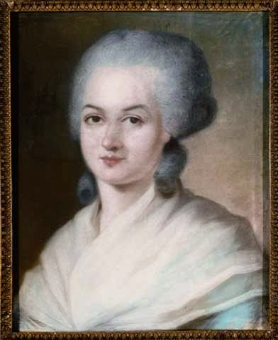 Olympe de Gouges by Alexander Kucharsky