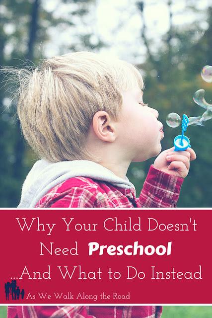 Does my child need preschool