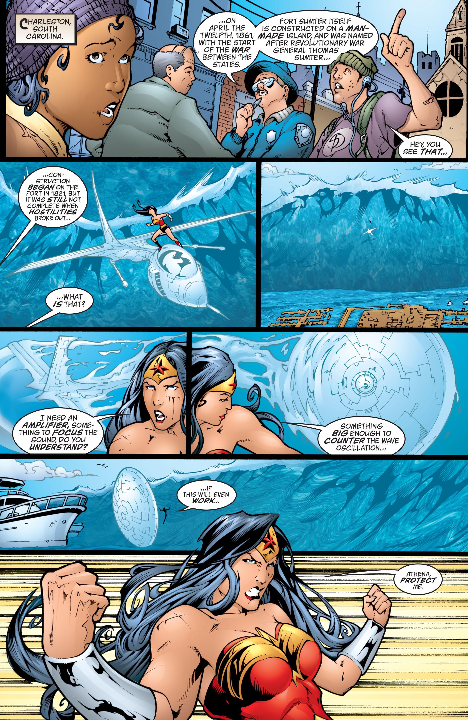 Read online Wonder Woman (1987) comic -  Issue #201 - 14