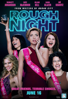 Sinopsis / Cerita Film Rough Night (2017)