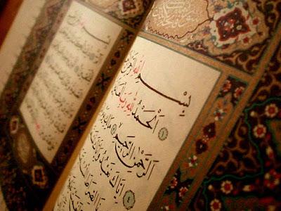jika disampaikan Al-quran