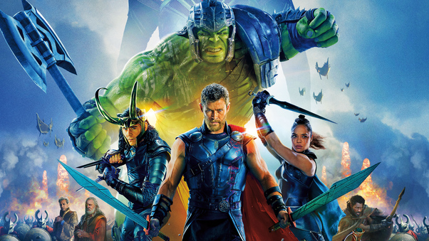 Watch Online All Marvel Movies HD on Google Xtream Thor: Ragnarok [2017]