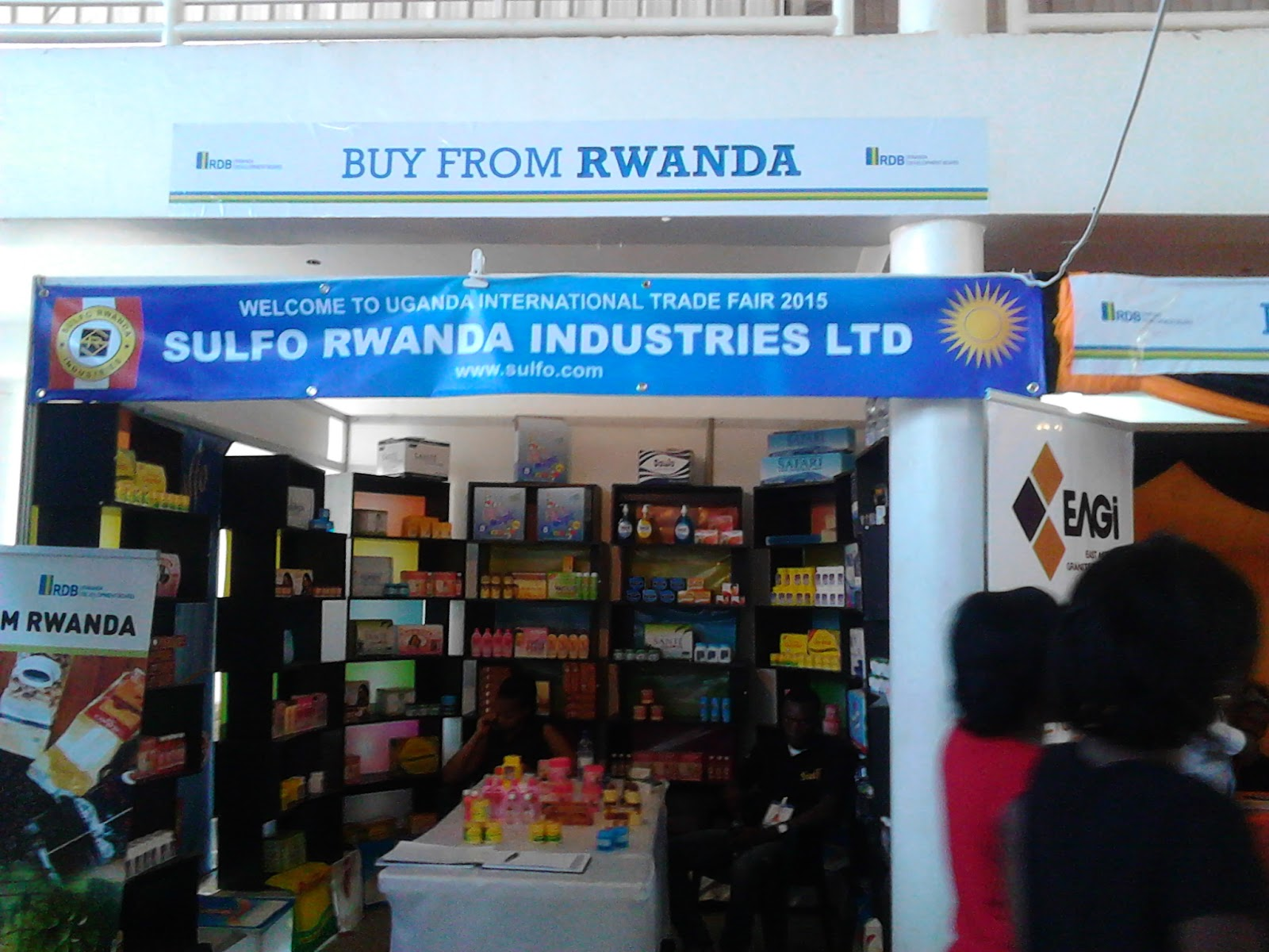 #UGTIF | Enhancing Creativity and Innovation for Market Development. Exhibition Photo coverage...