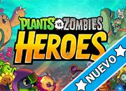 Plants vs Zombies Heroes desafio juego