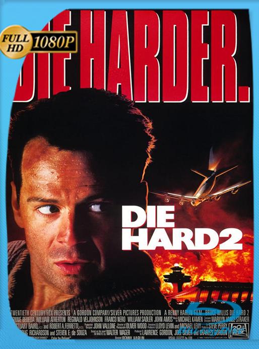 Duro de matar 2 (1990) Full HD [1080p] Latino Dual [GoogleDrive] VengadorHD