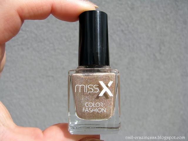 gold nail polish, nail art blogger, nail swatch,