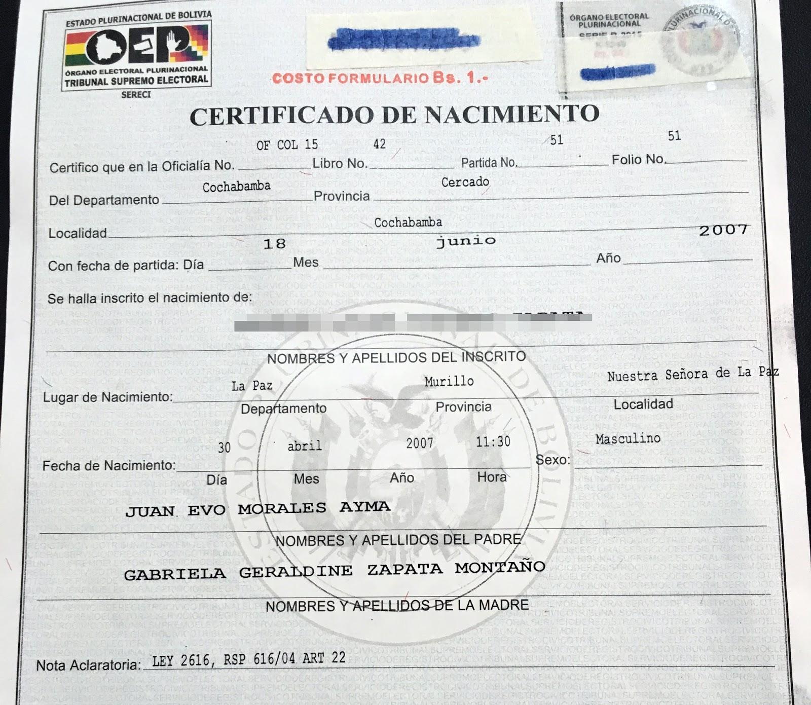 """ANBOLIVIA: EMPRESA QUE GERENTA """"MADRE DEL HIJO DE EVO"""" RECIBIÓ 7 ..."""