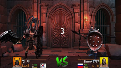 Download BloodWarrior MOD APK v1.4.6 Original Version for Android Terbaru 2017 Gratis
