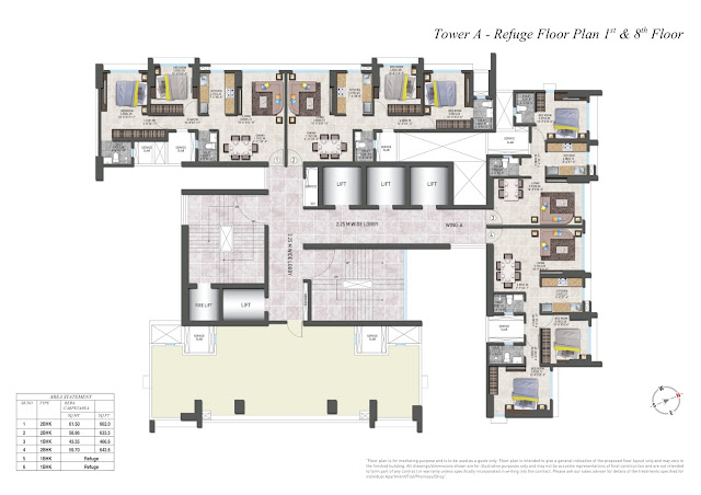 Sheth Irene Malad Floor Plan