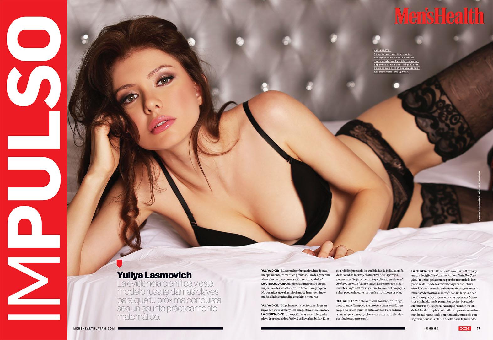 Youtube Yuliya Lasmovich nude photos 2019