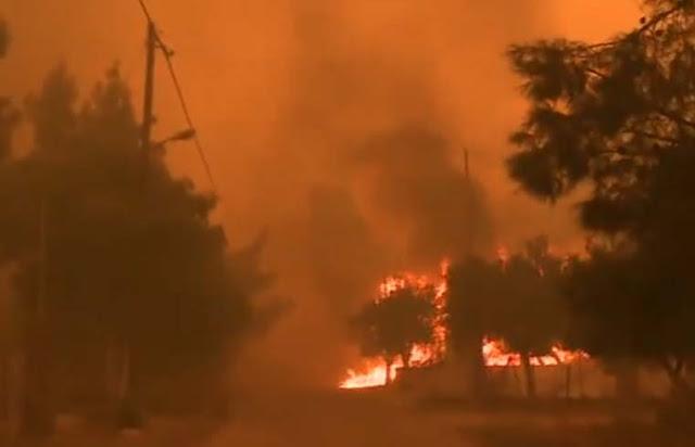 Ήπειρος: ΕΠΕΙΓΟΝ- ΜΕΓΆΛΗ δύναμη αναχώρησε απο την Ήπειρο για τις φωτιές
