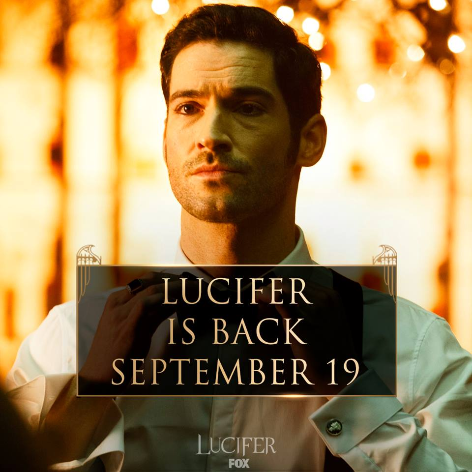Lucifer Netflix Cast: #Lucifer Season 2 Comic-Con #SDCC2016 Trailer
