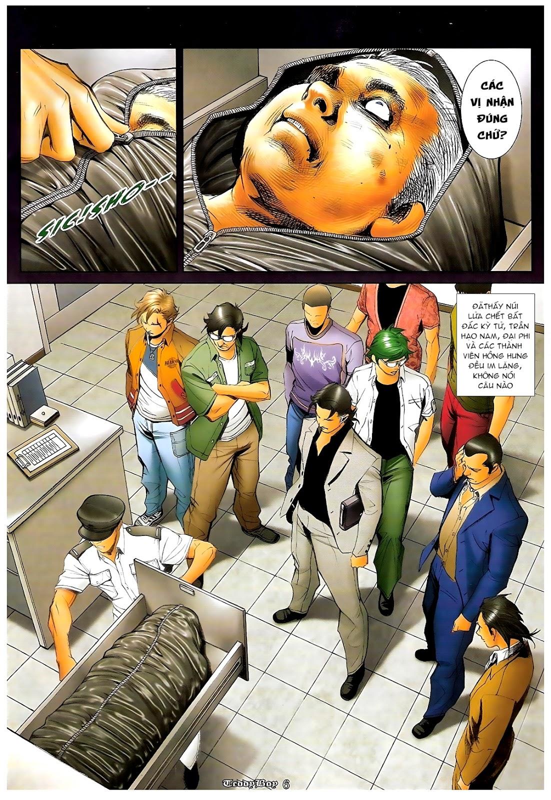 Người Trong Giang Hồ - Chapter 1210: Giải tán - Pic 5