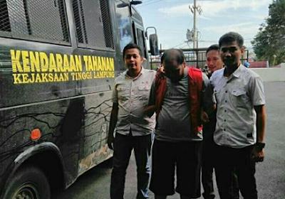 Berkas Lengkap, Kasus Michael Mulyadi Dilimpahkan ke Kejati Lampung
