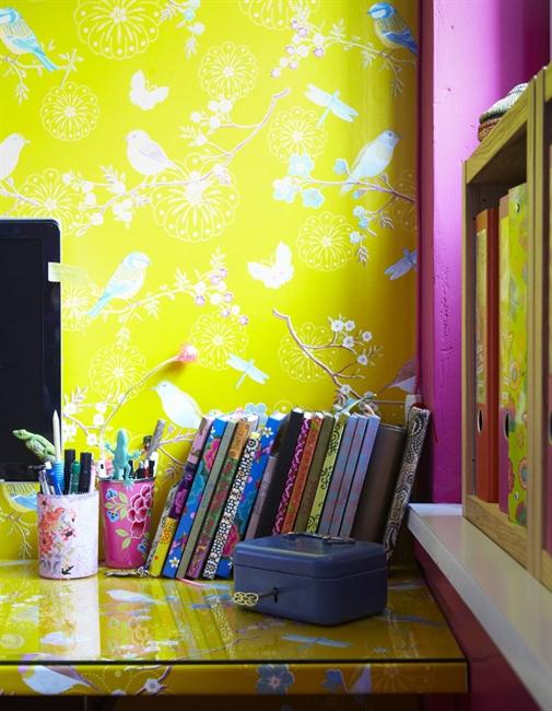 espaço de trabalho-papel de parede