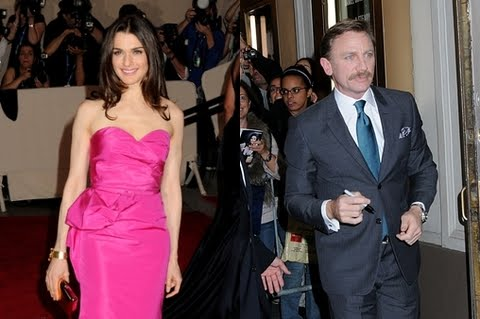 Los Angeles Daniel Craig And Rachel Weisz Marry