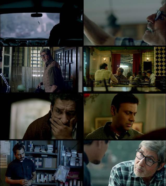 TE3N 2016 Hindi 720p DVDRip