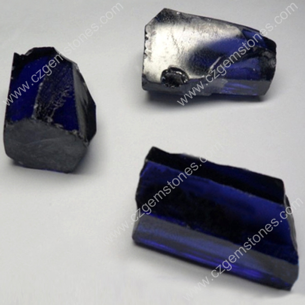 tanzanite synthetic gems rough
