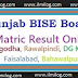 Matric Annual 10th Class Result 2018 All Nine BISE Punjab Boards