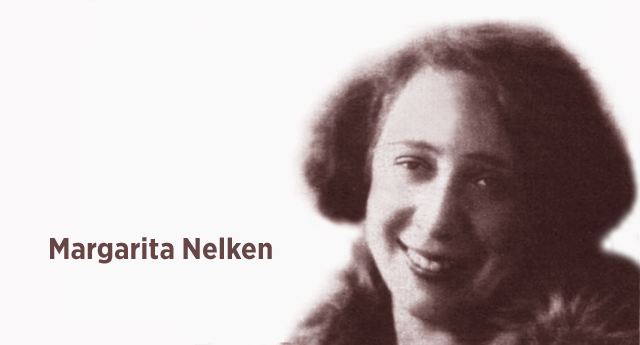 Margarita Nelken Masberger