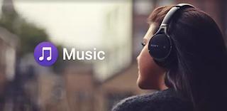 تحديث جديد يصل إلى تطبيق الموسيقى الرئيسي لهواتف Sony Xperia Music سوني اكسبيريا