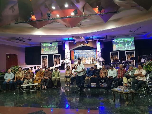 Jambore Lintaas Iman Diharapkan Mampu Tanamkan Nilai Nilai Pancasila & Kebangsaan